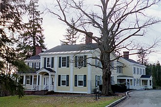Hamilton College (New York) - Elihu Root House