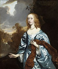 Elizabeth Murray, Countess of Dysart, later Duchess of Lauderdale (1626-1698)