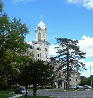 Academy of Saint Elizabeth - Administration building