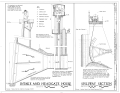 Elwha River Hydroelectric System, Glines Hydroelectric Dam and Plant, Port Angeles, Clallam County, WA HAER WASH,5-POAN.V,3B- (sheet 4 of 6).png