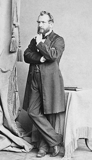 Emil du Bois-Reymond - Emil du Bois-Reymond c. 1870