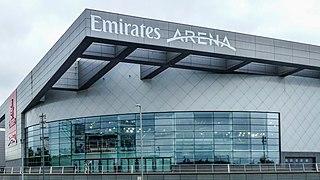 Commonwealth Arena and Sir Chris Hoy Velodrome arena