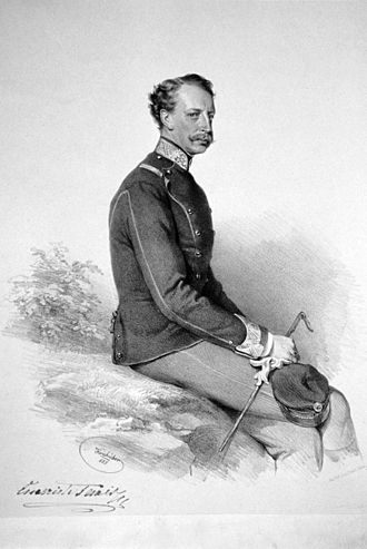 Czech branch of the House of Thurn and Taxis - Emmerich von Thurn und Taxis (1820–1900)