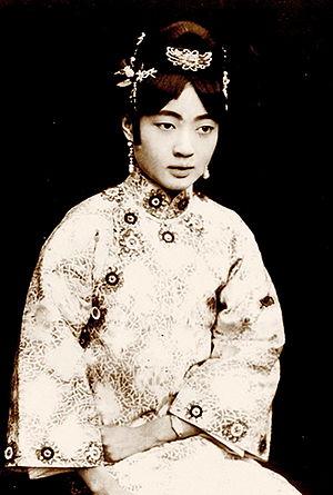 Empress Wanrong - Image: Empress Gobele Wan Rong (06)