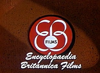 Encyclopædia Britannica Films - Title logo for Encyclopædia Britannica Films from the 1952 production Mental Health – Keeping Physically Fit
