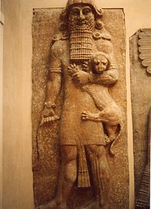 Enkidu - Wikipedia, the free encyclopedia