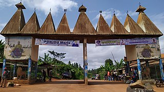 Bafou Commune and town in Cameroon