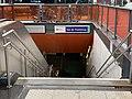 Entrée n°2 Gare Val Fontenay Fontenay Bois 3.jpg