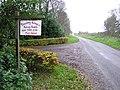 Entrance at Tivockmoy Ceramics - geograph.org.uk - 76553.jpg