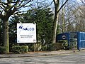 Entrance to Nalco Chemicals Plant - geograph.org.uk - 1773245.jpg