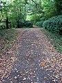 Entrance to Novington Manor - geograph.org.uk - 1520797.jpg