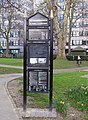 Entrance to St Mary's Churchyard, Paddington Green, W2 - geograph.org.uk - 351978.jpg