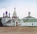 Entrance to the Spassky Monastery Ryazan 1912 Prokudin-Gorsky.jpg