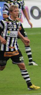 Erik Andersson (footballer) Swedish footballer
