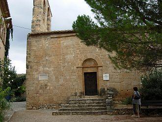 Garrigàs - Santa Maria d'Ermadàs