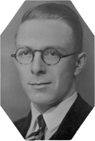 Ernest Manning - Ernest C. Manning, 1935
