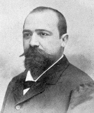 Ernesto Cesàro - Image: Ernesto Cesaro