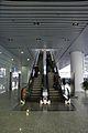 Escalators towards Floor 3 in Ningbo Railway Station.jpg