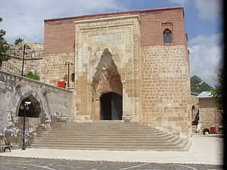 Eshab-ı Kehf Kulliye Historical building complex in Kahramanmaraş Province, Turkey