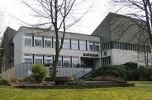 Eslohe - Eslohe Town hall (Rathaus)