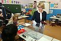 Esperanza Aguirre votación europeas 2014 (2).jpg