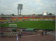 FC Zenit's home Petrovsky stadium