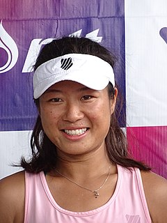 Eudice Chong Hong Kong tennis player