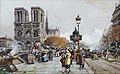 Eugène Galien-Laloue Paris Notre-Dame vue du quai Saint-Michel.jpg