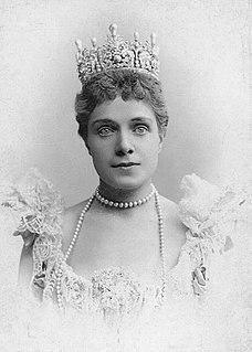 Infanta Eulalia of Spain Duchess of Galliera