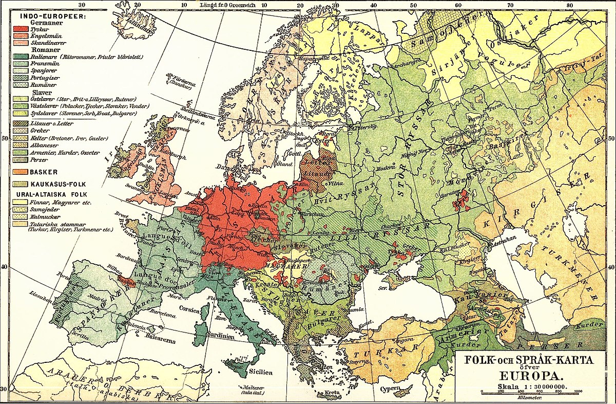 Karta Varlden Europa.Sprak I Europa Wikipedia