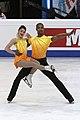 European 2011 Adeline CANAC Yannick BONHEUR 2.jpg