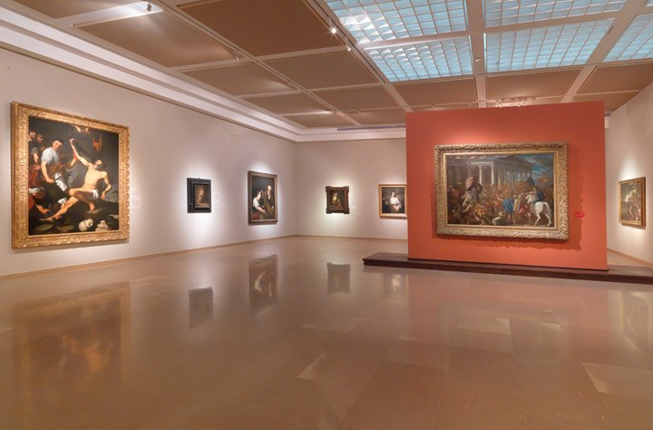 European Art galleries
