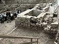 Excavation in City of David Givaty parking lot Jerusalem 218.jpg
