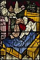 Exeter Cathedral, Stained glass window detail (36232968054).jpg