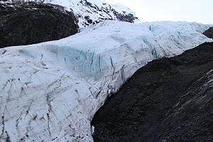 Exit Glacier - Exit Glacier in May 2015