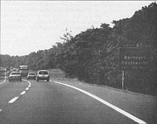 Garden state parkway wikipedia for Directions to garden state parkway south