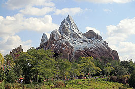 Expedition Everest, een achtbaan in Disney's Animal Kingdom