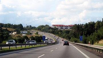 Expressway S6 Tricity PL ubt