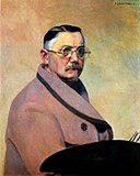 Félix Vallotton, 1914 - Self Portrait.jpg