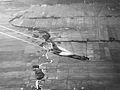 F-8D Crusader of VF-11 attacks target in South Vietnam 1965.jpg