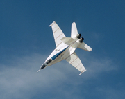 X-53, NASA's modified F/A-18.