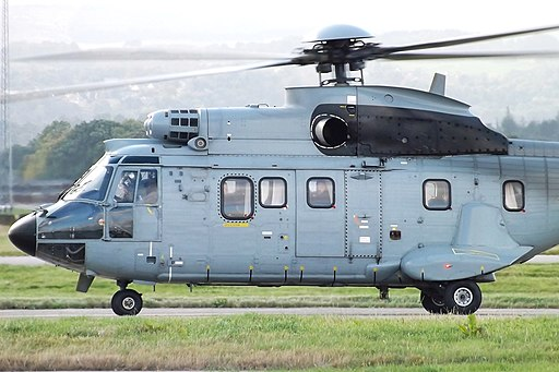 F-RAFY (2233-FY) Eurocopter AS332 Super Puma French Air Force (10297164566)