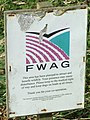 F.W.A.G. sign - geograph.org.uk - 557913.jpg
