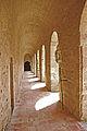 F10 53 Abbaye de Fontfroide.Nordgalerie.OG.0077.JPG