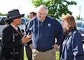 FEMA - 44167 - FEMA Administrator W. Craig Fugate Visits Beech Creek Missionary Baptist Church.jpg
