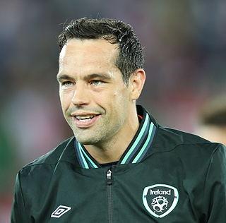 David Forde (footballer) Irish association football player