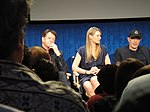 File:FRINGE On Stage @ the Paley Center - John Noble, Anna Torv, Akiva Goldsman (5741152641).jpg