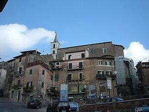 Fabrica di Roma - Image: Fabrica di Roma Panorama 1