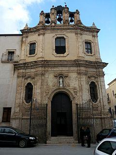 Santissimo Crocifisso, Alcamo