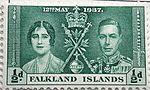 Falkland Islands Coronation Stamp (2350390983).jpg